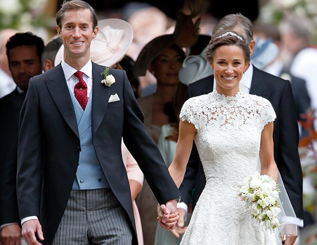 Pippa Middleton e James Matthews (Foto: Getty Images)